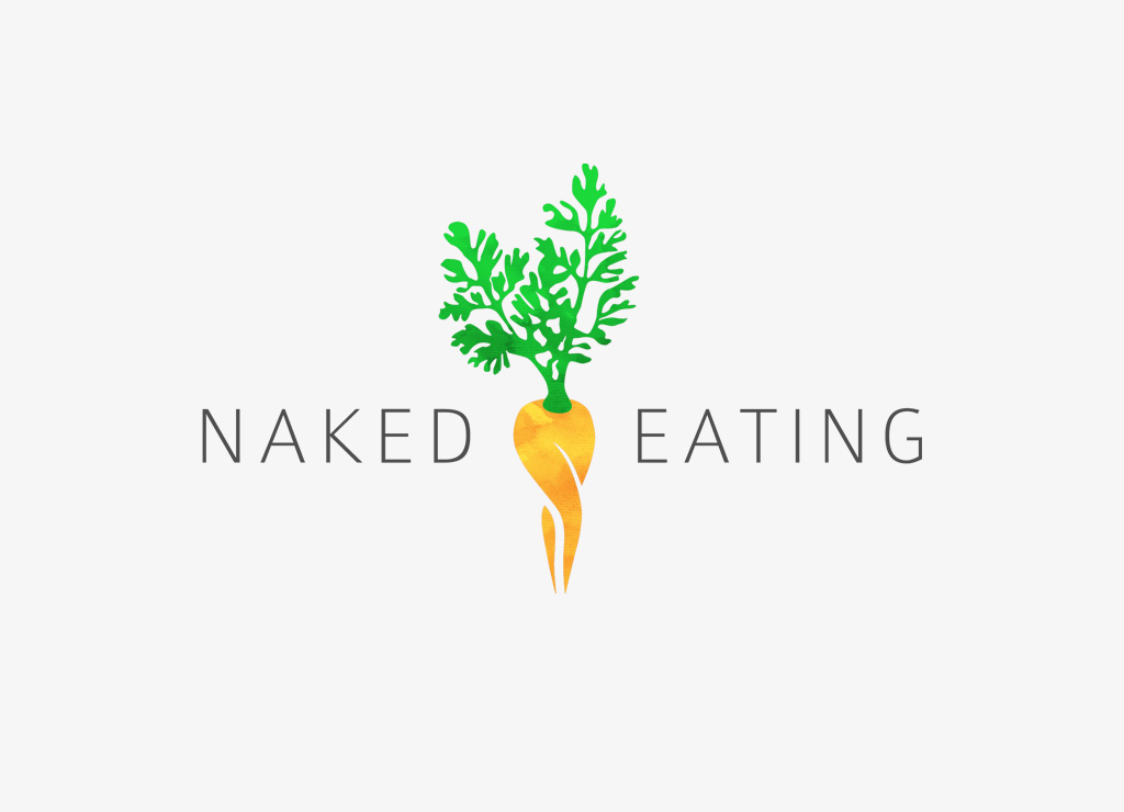 Naked Eating Food Blog